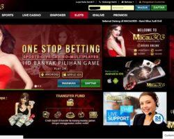 Agen Judi Online dan Live Casino Terpercaya Macau303