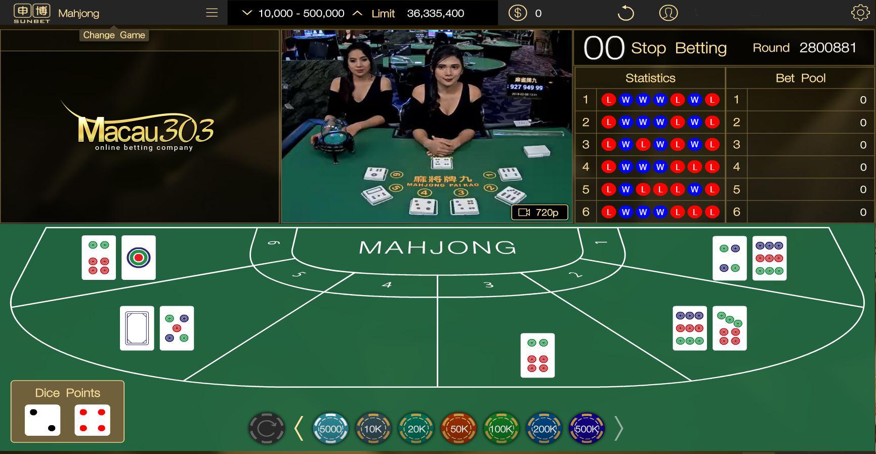 Judi Mahjong Yang Dimainkan Secara Langsung